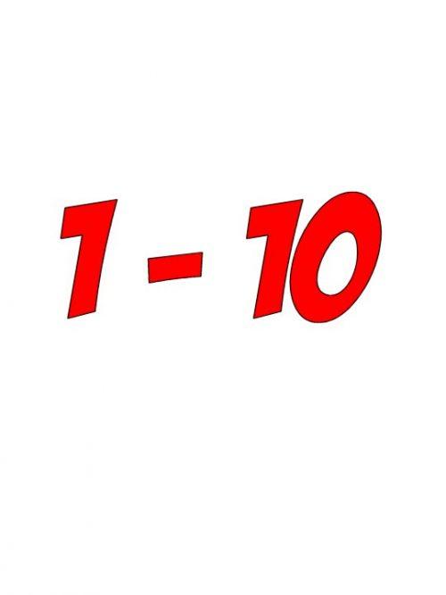 Nos. 1 - 10
