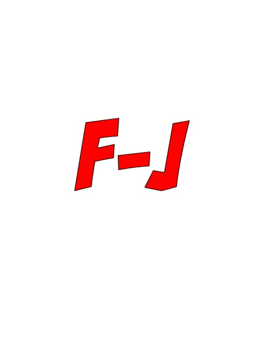 Letters F - J