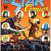 All Star Comics Issue 11