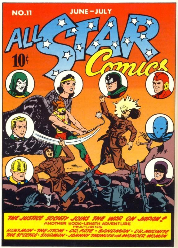 All Star Comics Issue 11