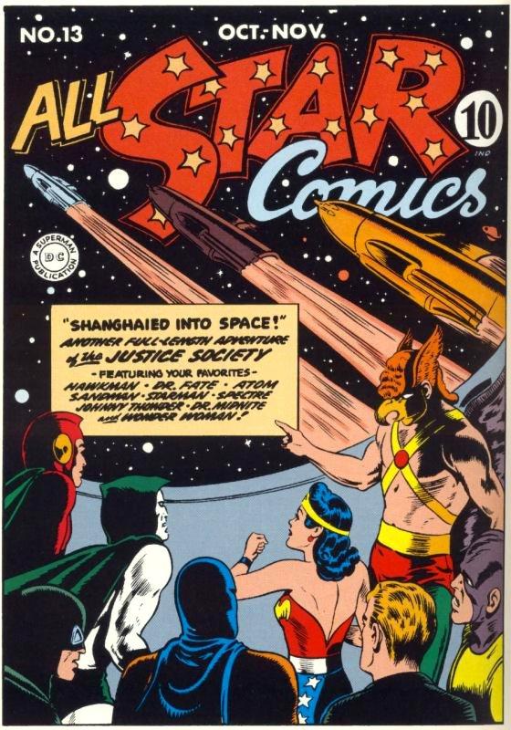 All Star Comics Issue 13