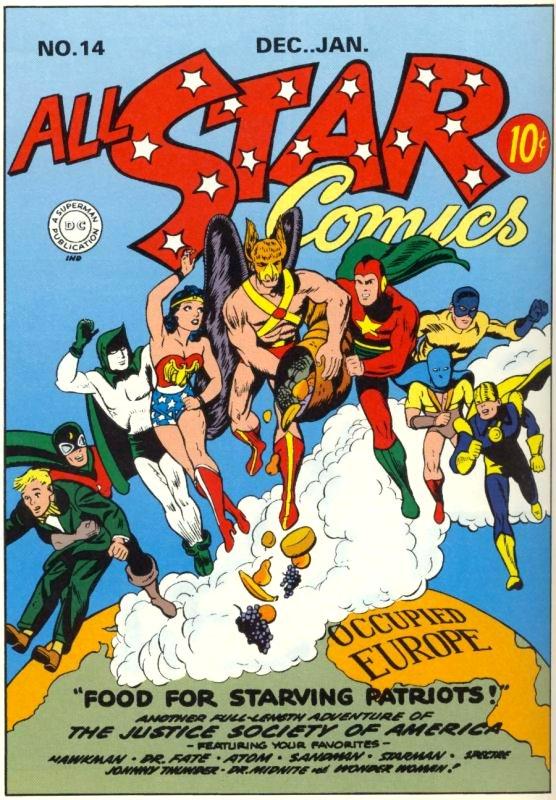 All Star Comics Issue 14