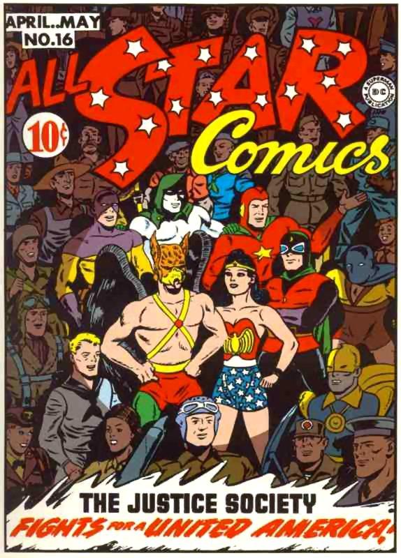 All Star Comics Issue 16