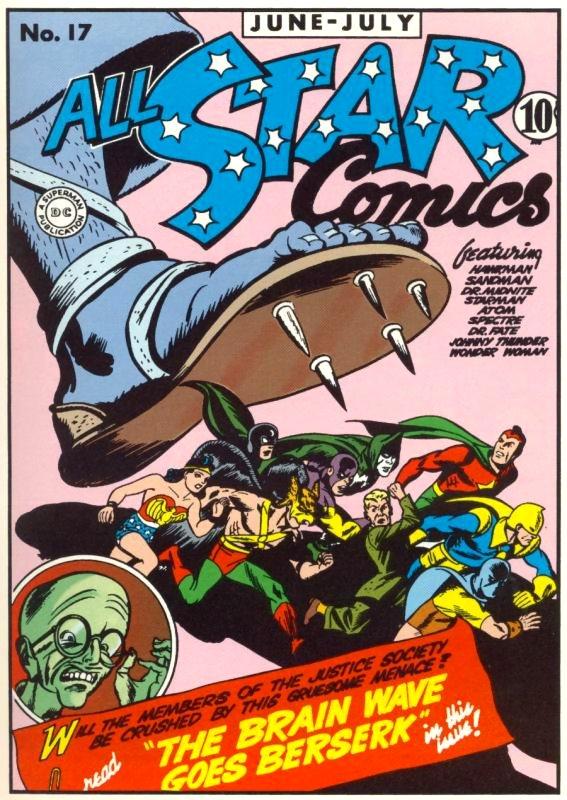 All Star Comics Issue 17