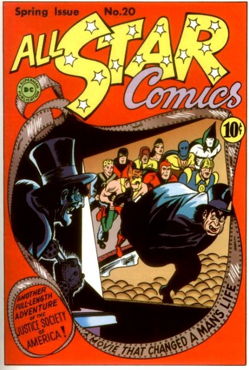 All Star Comics Issue 20