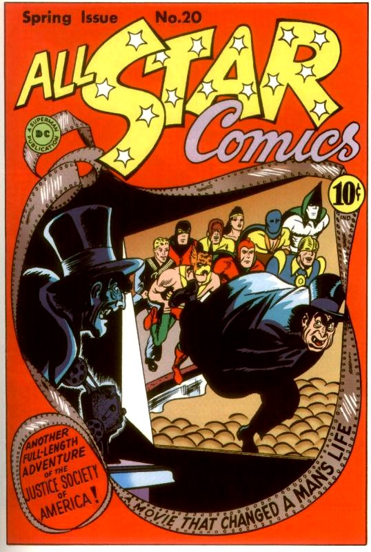 All Star Comics Issue 20