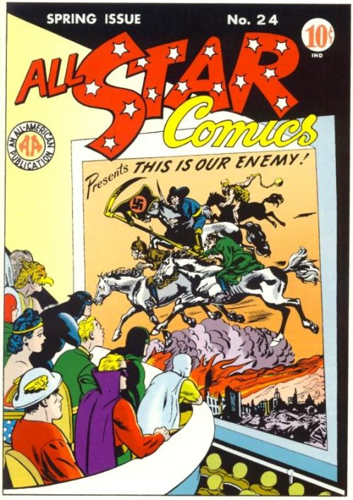All Star Comics Issue 24
