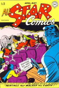 All Star Comics issue 28