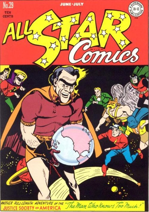 All Star Comics issue 29