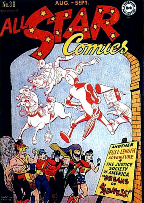 All Star Comics Issue 30