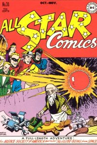 All Star Comics issue 31