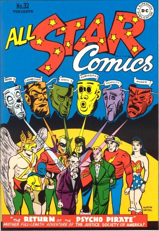 All Star Comics Issue 32