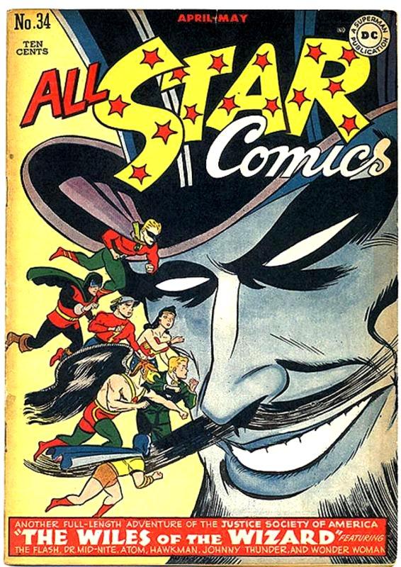 All Star Comics Issue 34