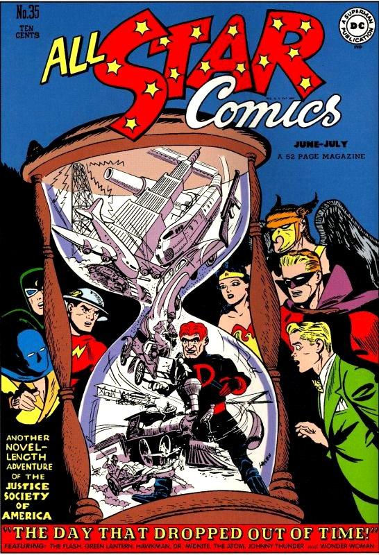 All Star Comics issue 35