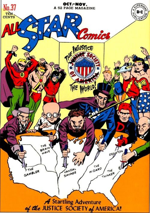 All Star Comics issue 37
