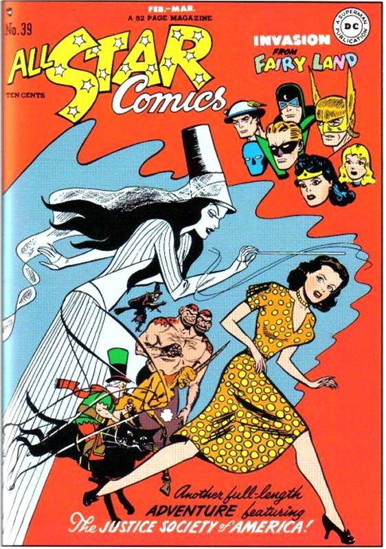 All Star Comics issue 39