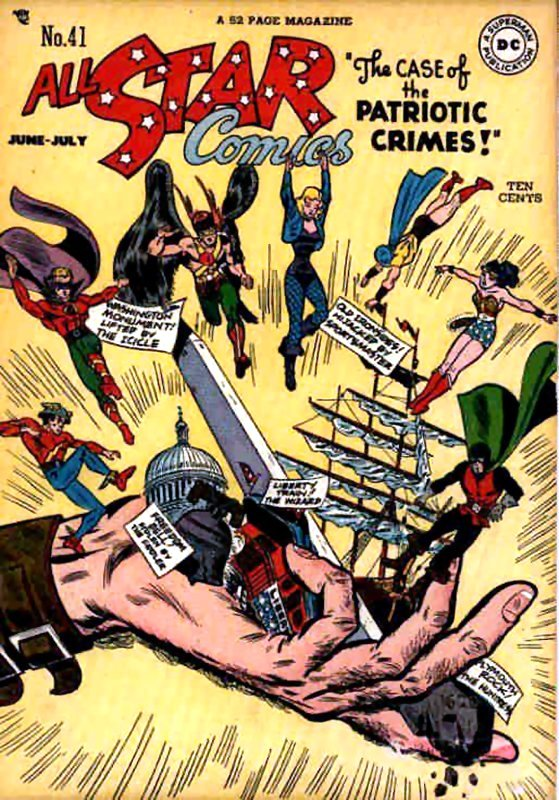 All Star Comics issue 41