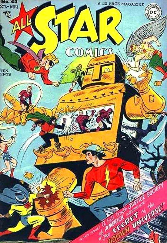 All Star Comics issue 43