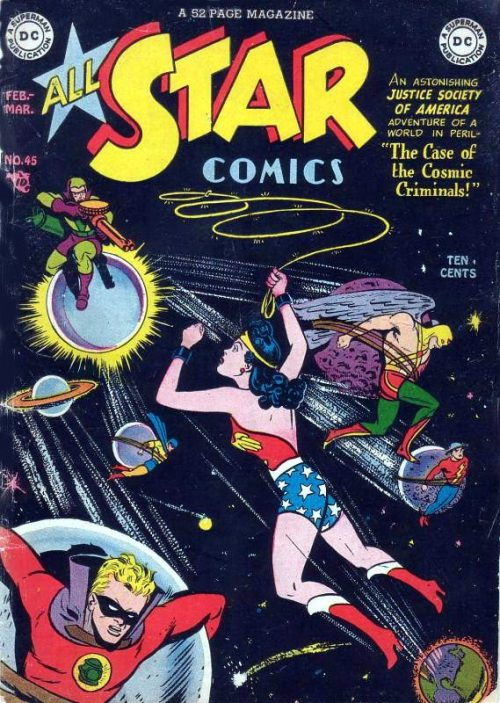 All Star Comics issue 45
