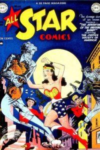 All Star Comics issue 46