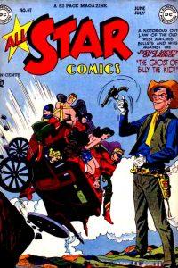 All Star Comics issue 47