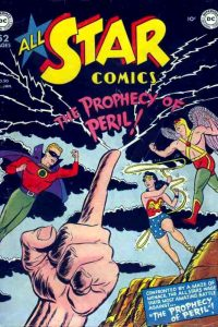 All Star Comics issue 50