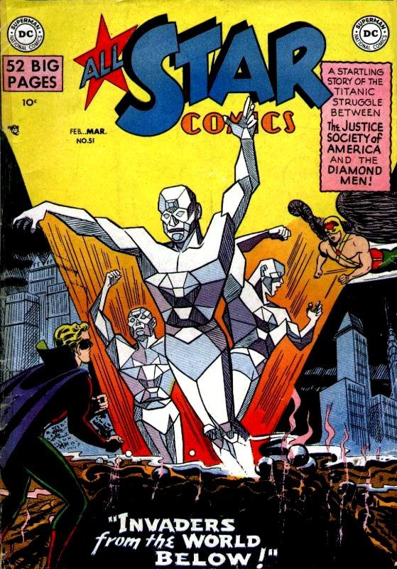 All Star Comics issue 51