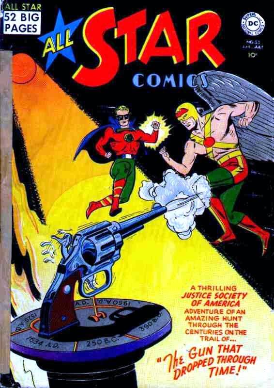 All Star Comics issue 53