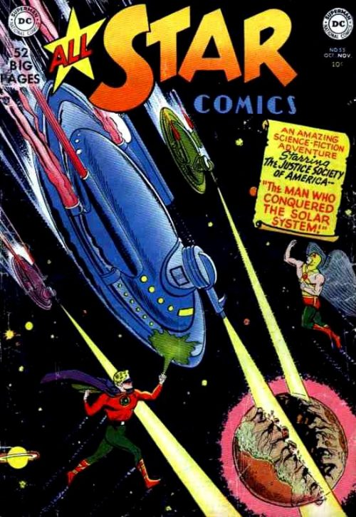 All Star Comics issue 55