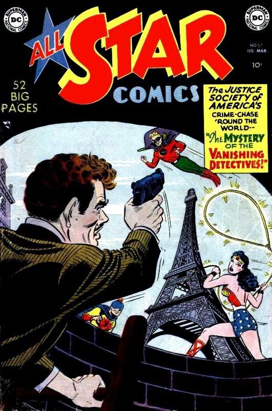 All Star Comics issue 57