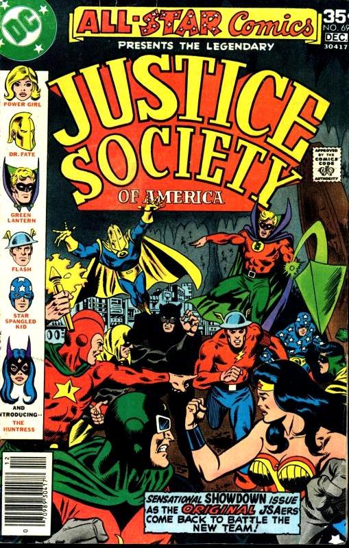 All-Star Comics issue 69