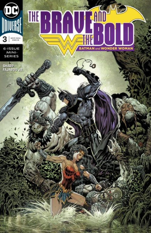 The Brave and the bold - Batman and Wonder Woman Issue 3