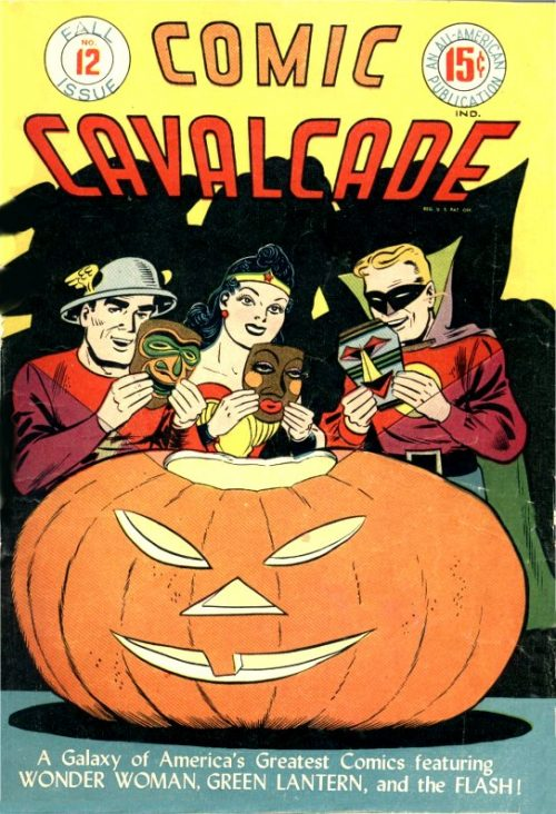 Comic Cavalcade Issue 12