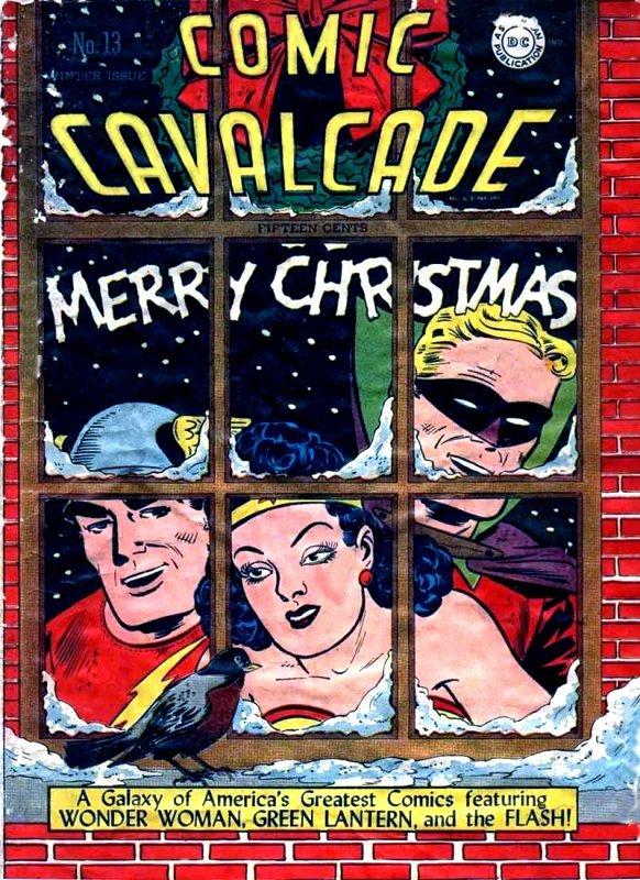 Comic Cavalcade Issue 13