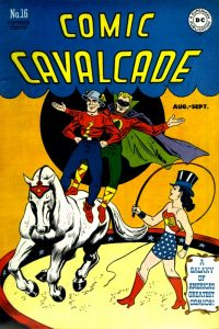 Comic Cavalcade issue 16