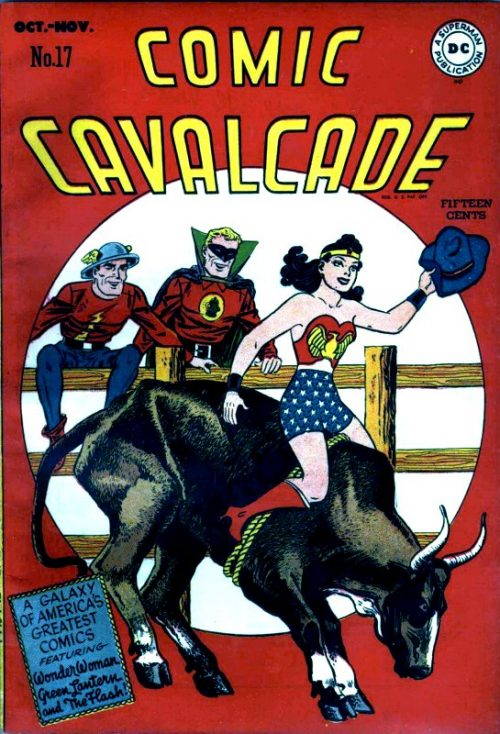 Comic Cavalcade Issue 17