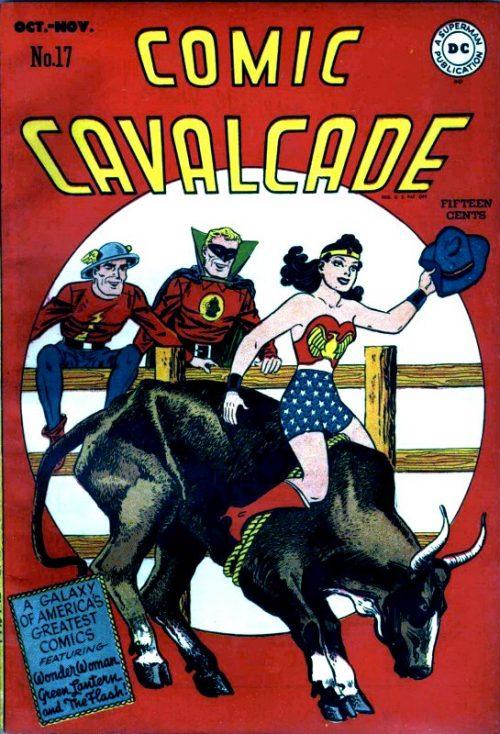Comic Cavalcade Issue 17