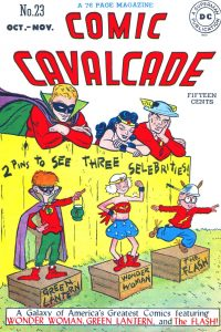 Comic Cavalcade Issue 23