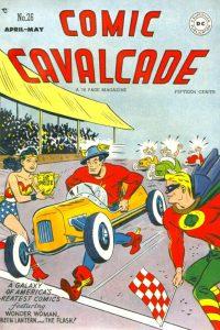 Comic Cavalcade Issue 26