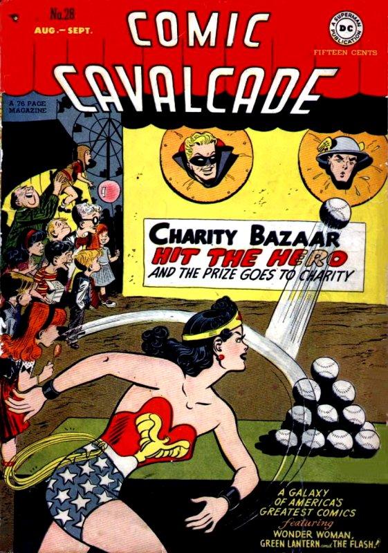 Comic Cavalcade issue 28