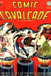 Comic Cavalcade Issue 29