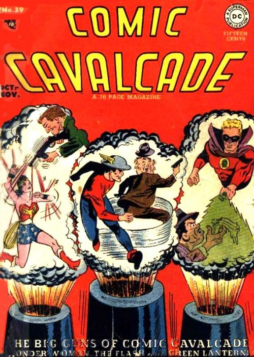 Comic Cavalcade Issue 29