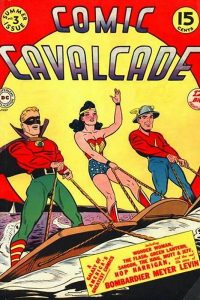 Comic Cavalcade Issue 3