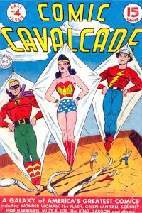 Comic Cavalcade Issue 4