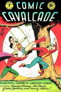 Comic Cavalcade issue 7