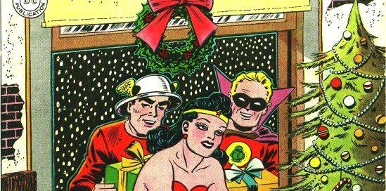 Comic Cavalcade issue 9