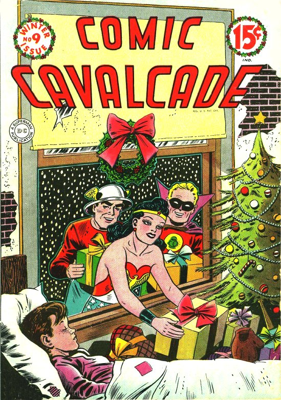 Comic Cavalcade issue 9