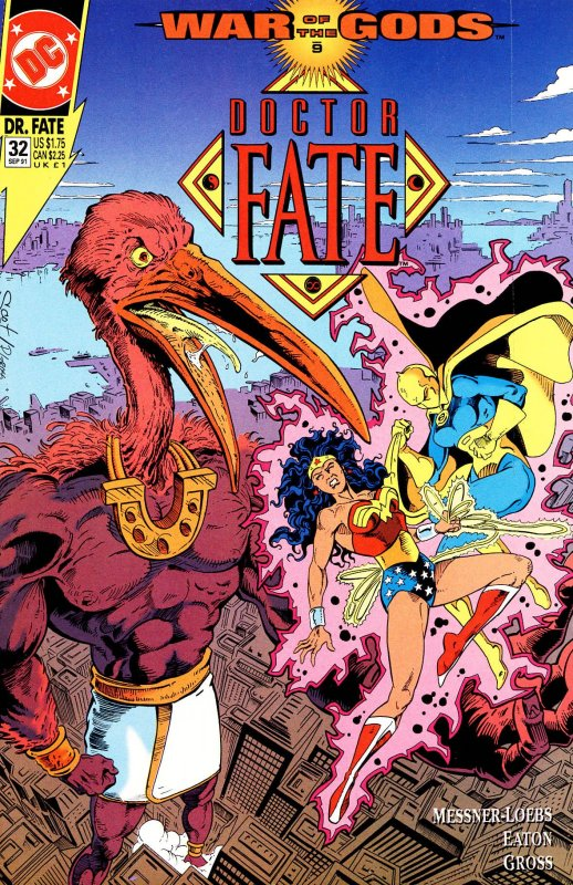 Doctor Fate Issue 32
