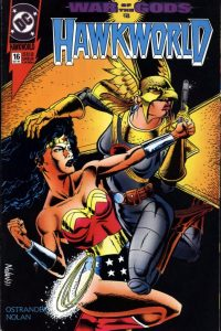 Hawkworld Issue 16