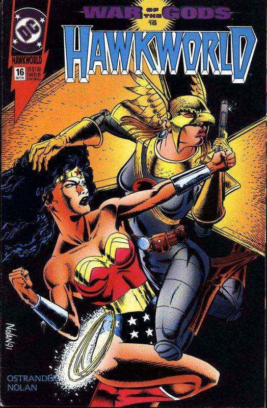 Hawkworld Issue 16
